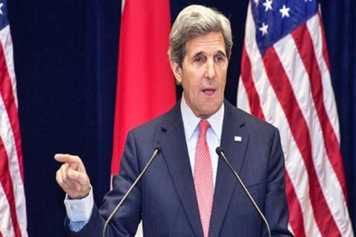 US- India must believe that they are nations of innovation and opportunity: JohnKerry
