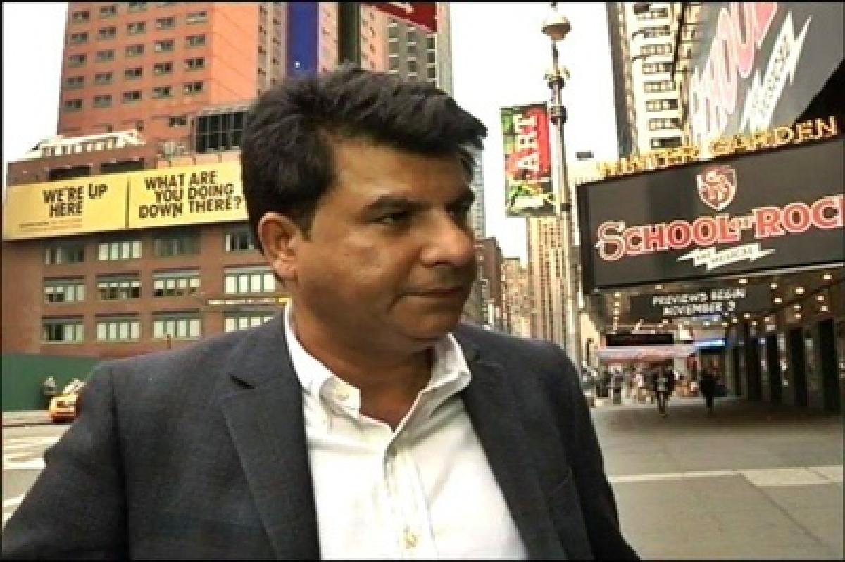 National Overseas Congress chief Juned Kazi resigns