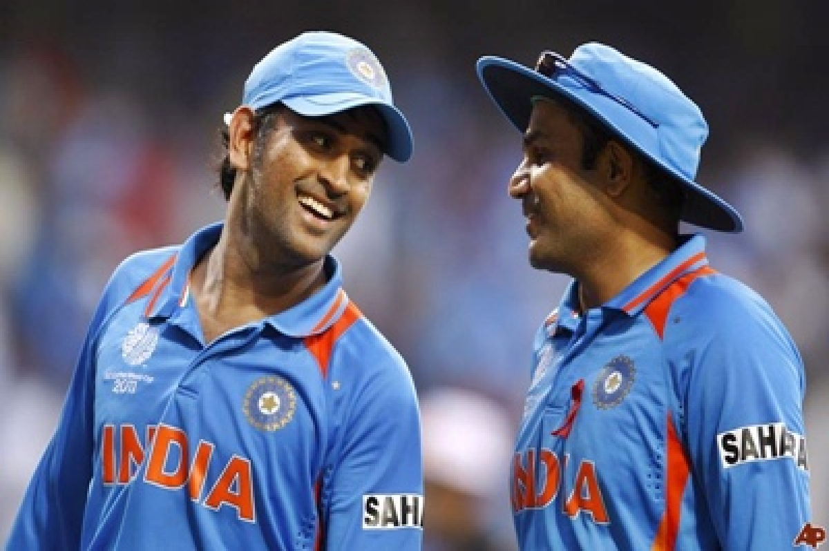 Mahendra Singh Dhoni, Virendra Sehwag to be part of charity match in London