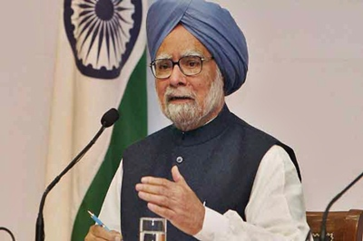 Modi Government trying to stall UPA implemented programmes: Manmohan Singh