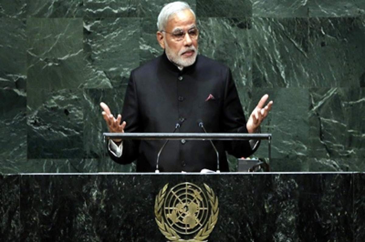 21st century is India's century: Narendra Modi