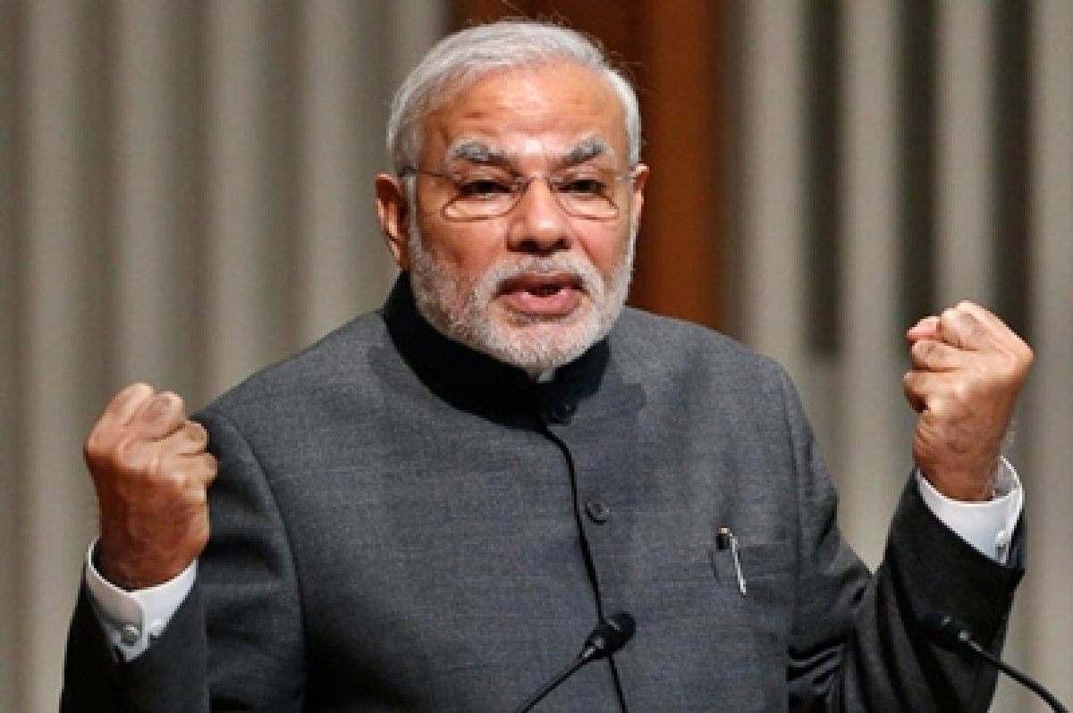 India proud to host India-Africa Summit: Modi