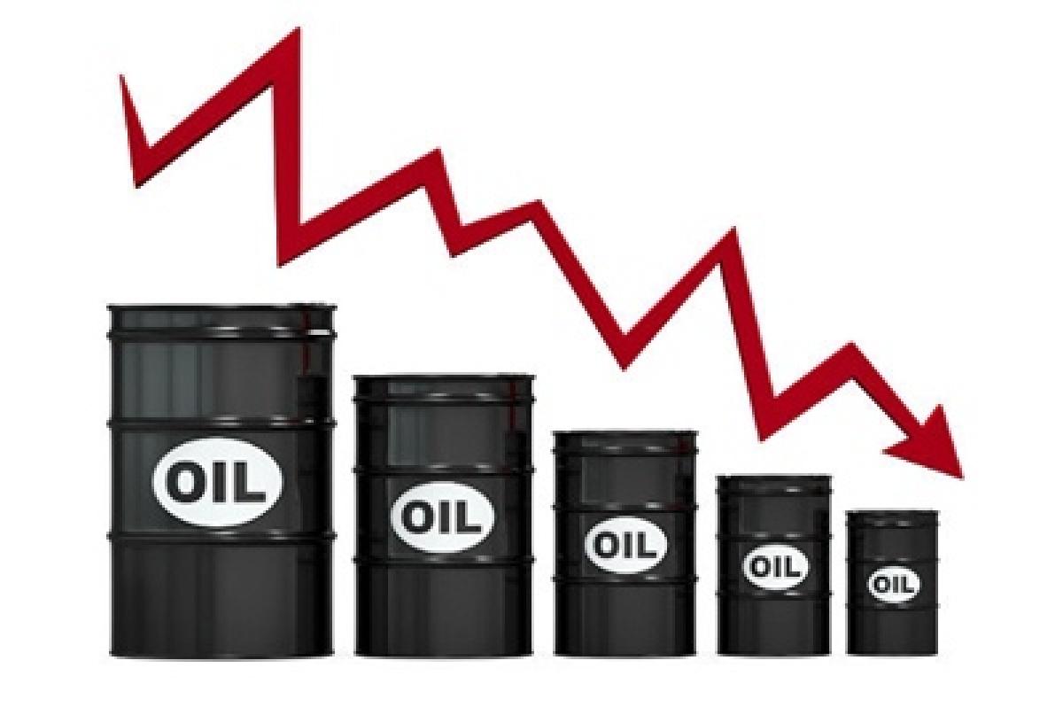 US crude falls below USD 31 in Asian trade