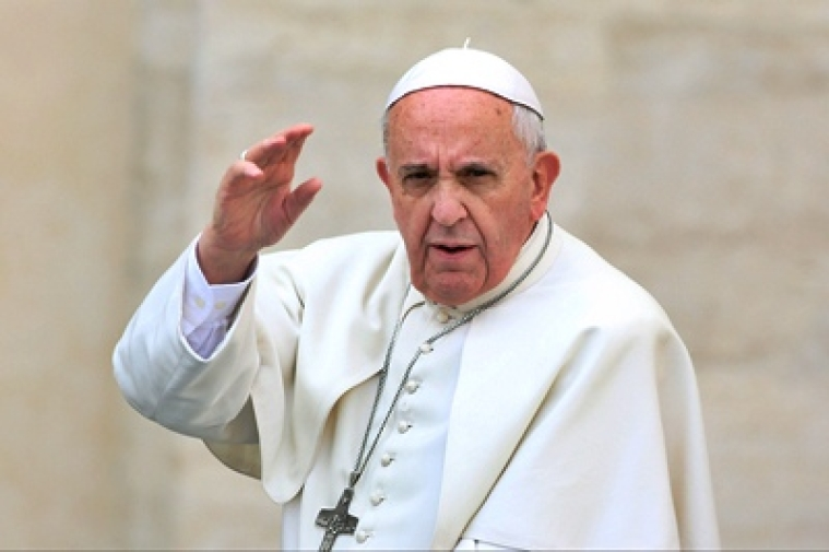 Pope Francis urges 'freedom' for church on Cuba visit