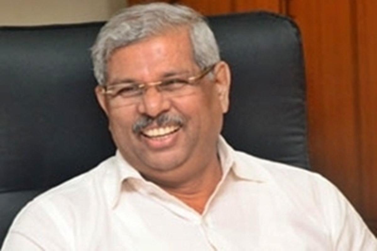 Goa Speaker Rajendra Arlekar to be made Cabinet Minister