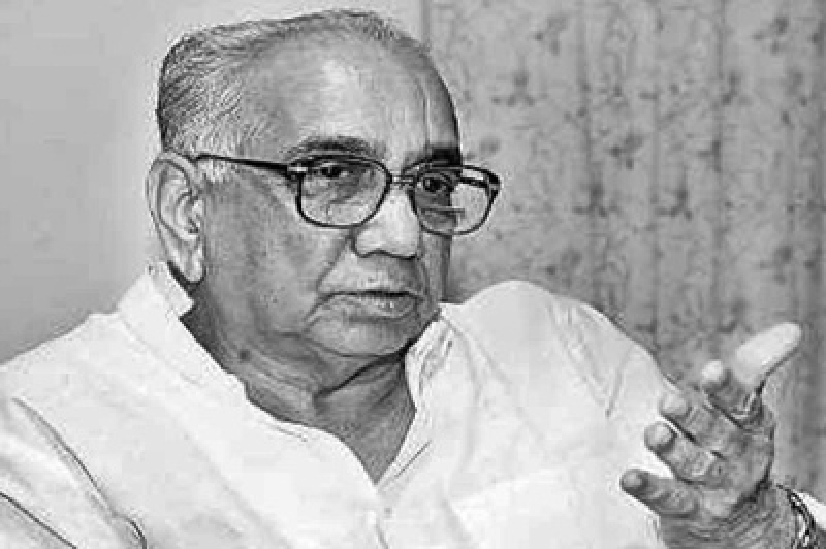Senior BJP leader Ram Kapse passes away