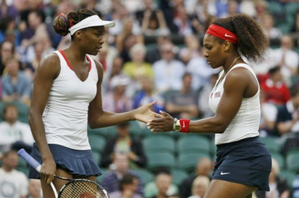 Serena, Venus to meet in US Open quarters, Bouchard out