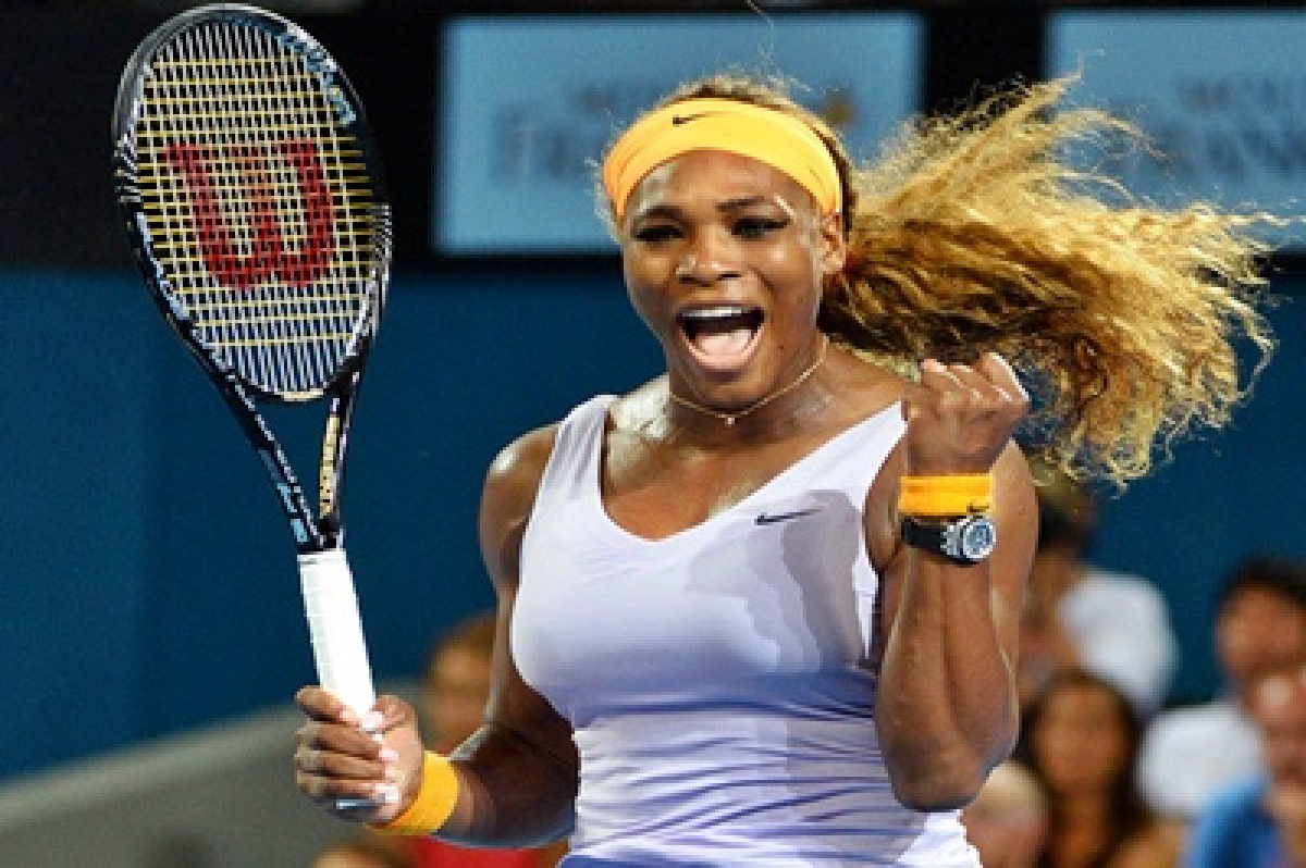 Serena Williams finds Sports Illustrated cover perfect