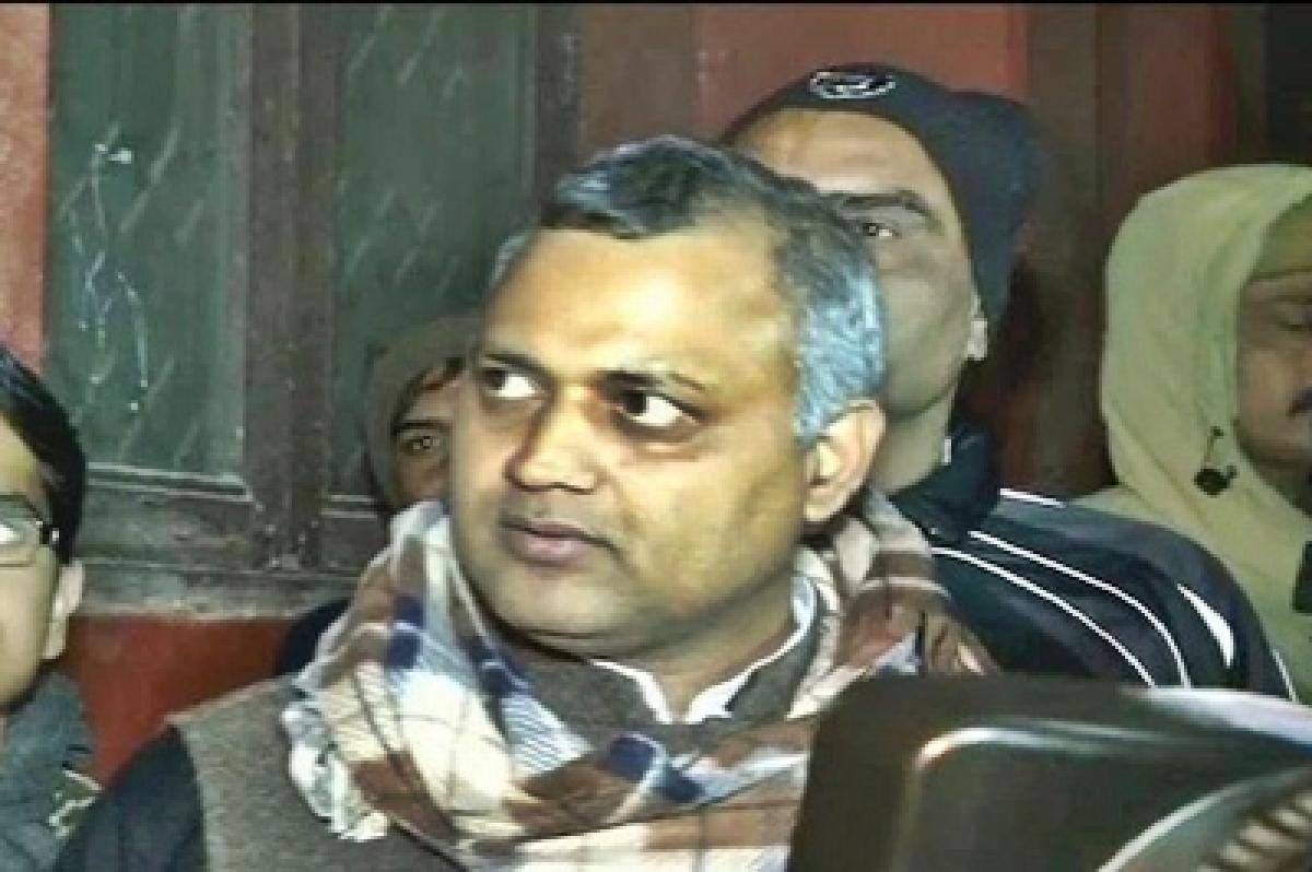 SC rejects Somnath Bharti's bail plea