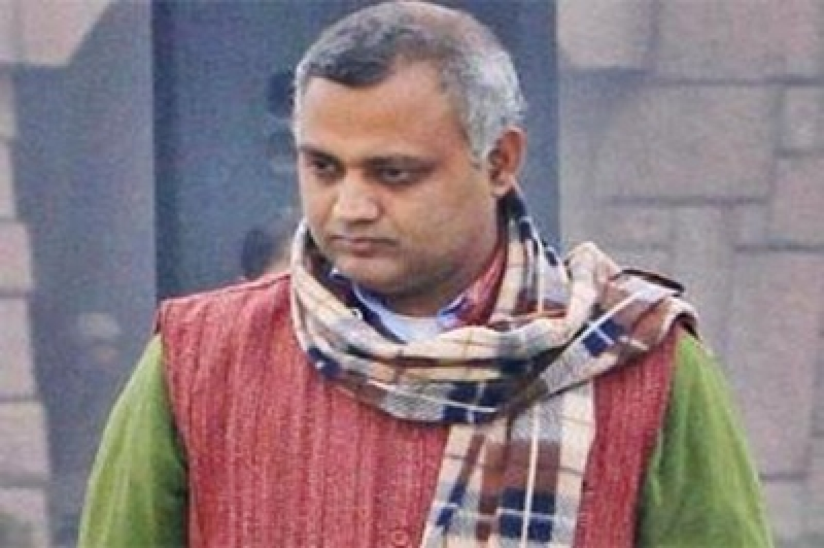 Delhi Police get two-day custody of Somnath Bharti