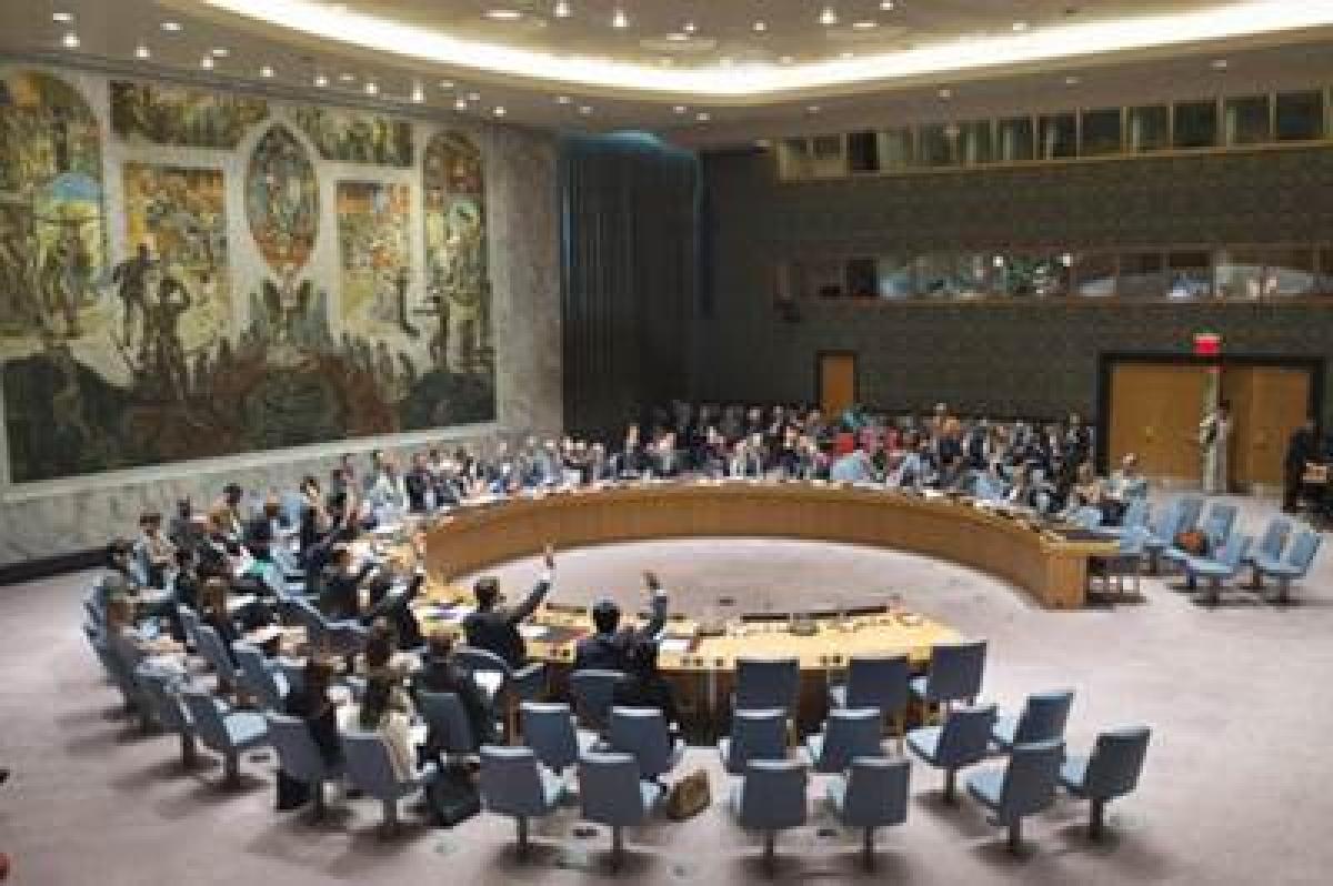 United Nations: Piggy back ride on G-4