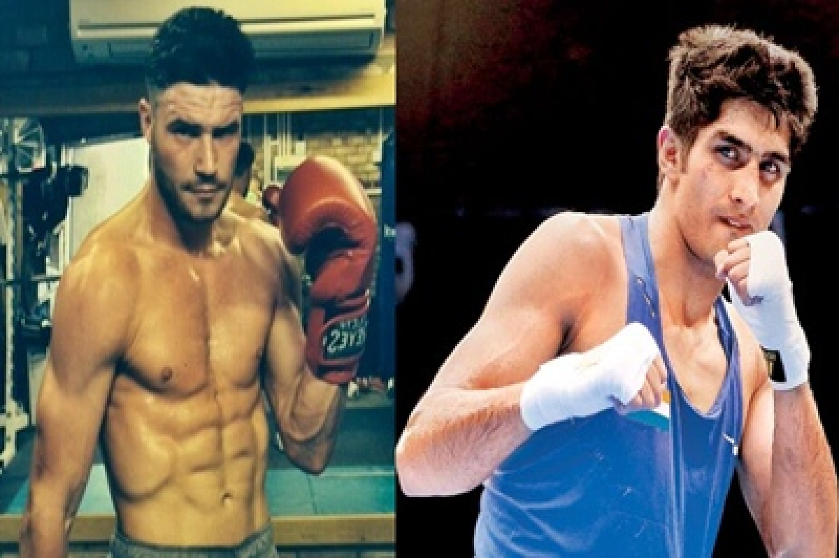 Sonny Whiting awaits Vijender Singh in pro debut bout