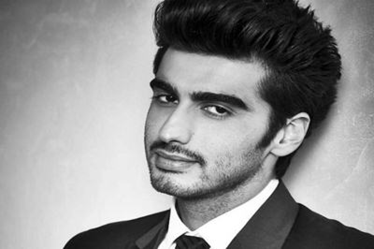 Arjun Kapoor attends the Global Concert in the US