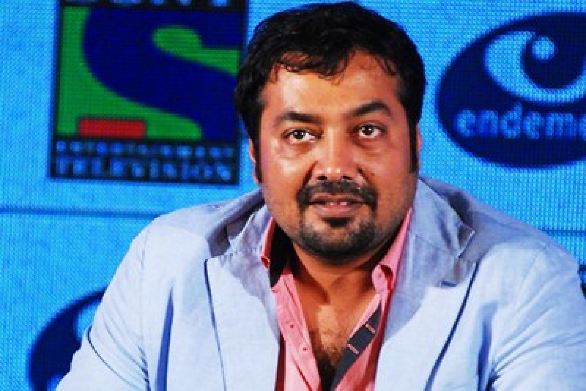 Anurag Kashyap announces date for his next film