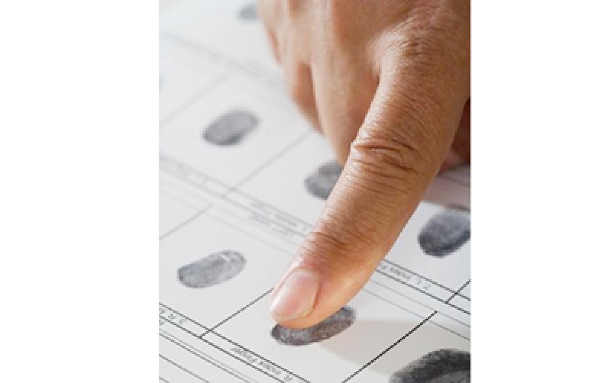 Fingerprints hold clues to family history