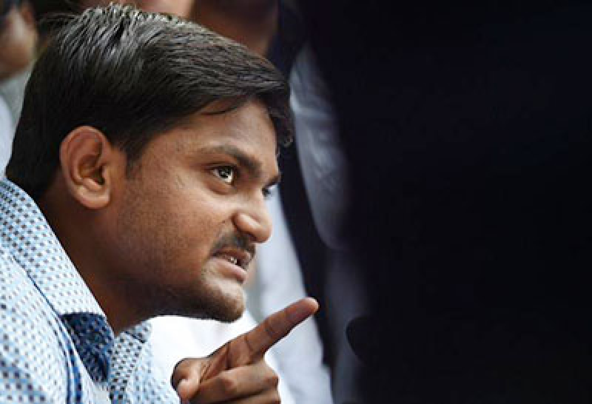Hardik Patel surfaces after his mysterious 'abduction'