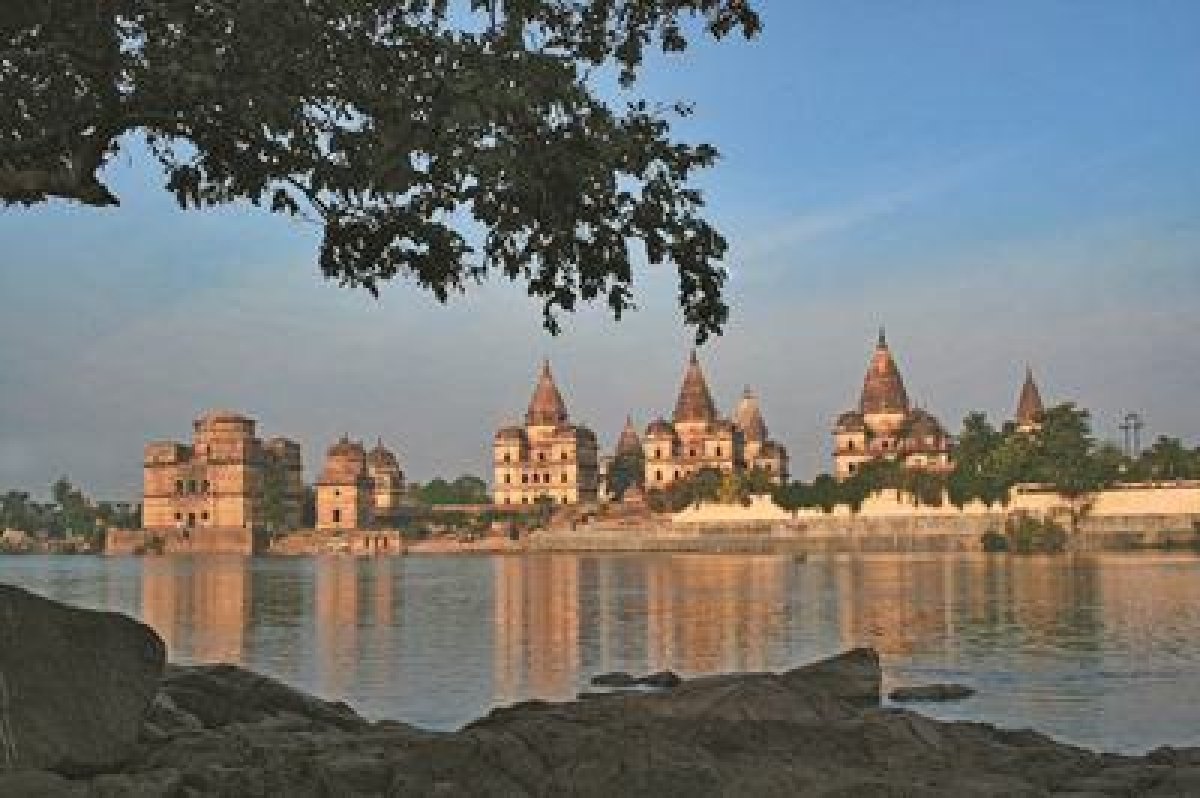 Embrace the timeless beauty at Orchha