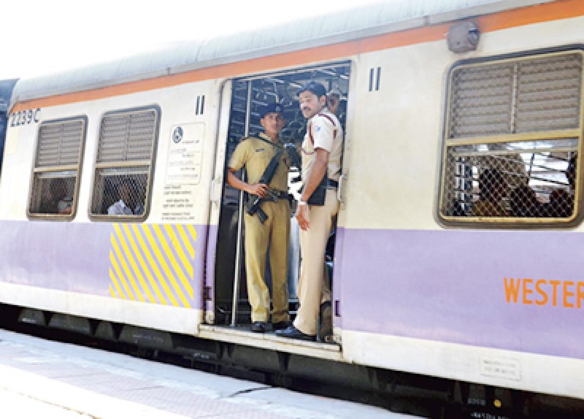 Railway Police Force raids black ticket racket