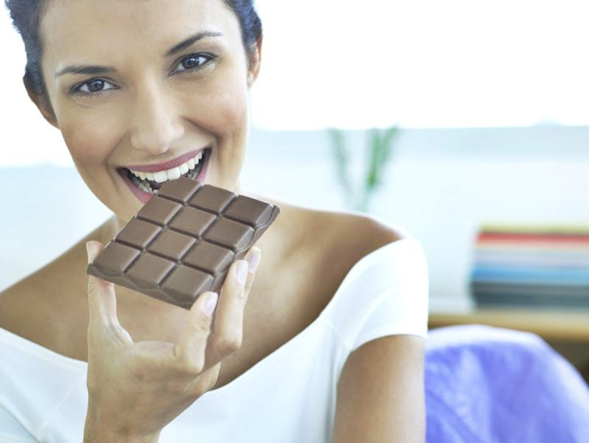 Zinc-rich chocolate and tea will keep you young