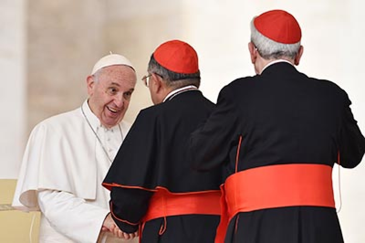 Vatican formally opens debate on married priests for Amazon