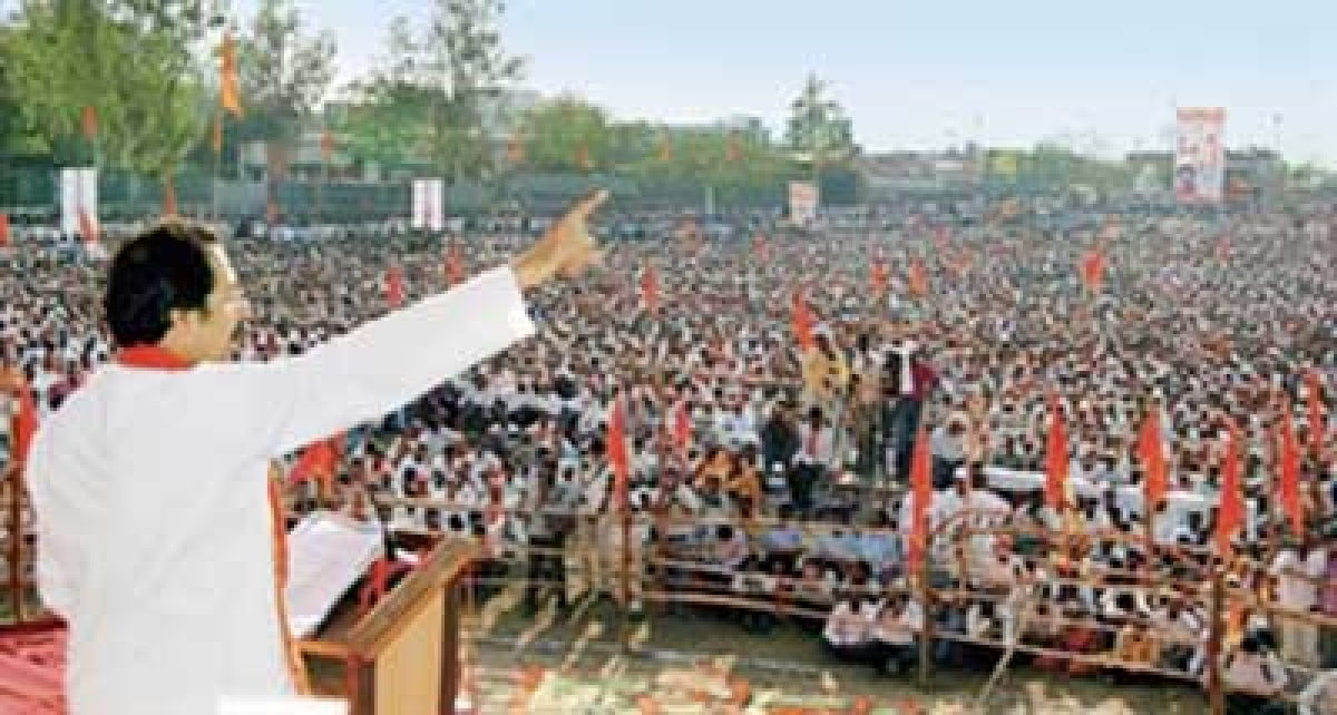 High Court allows Shiv Sena to hold Dussehra rally at Shivaji Park