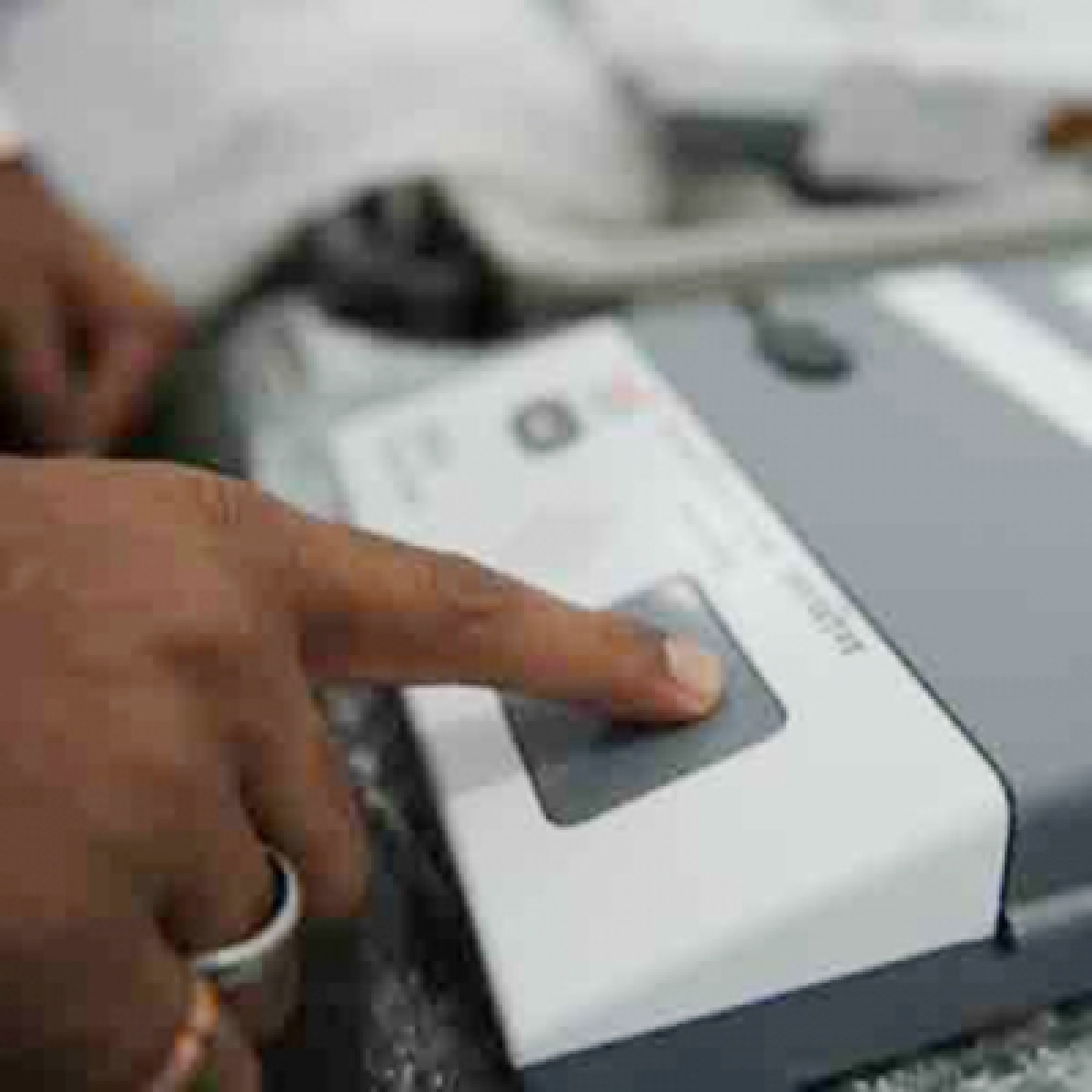 107-year-old woman casts vote in Sikkim