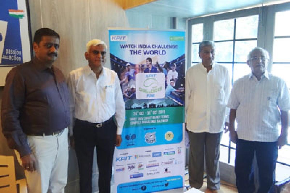 Ten Indians in main draw of MSLTA-ATP Challenger