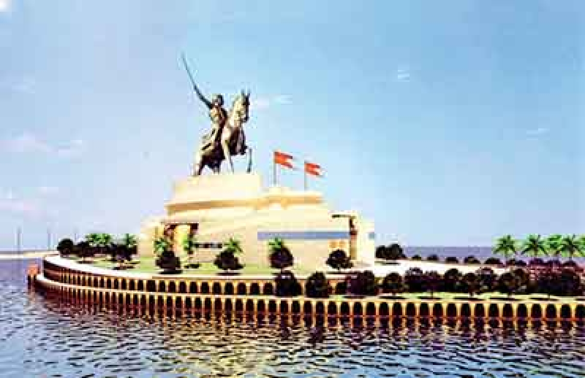 Five consultancy firms in the race for Shivaji statue project