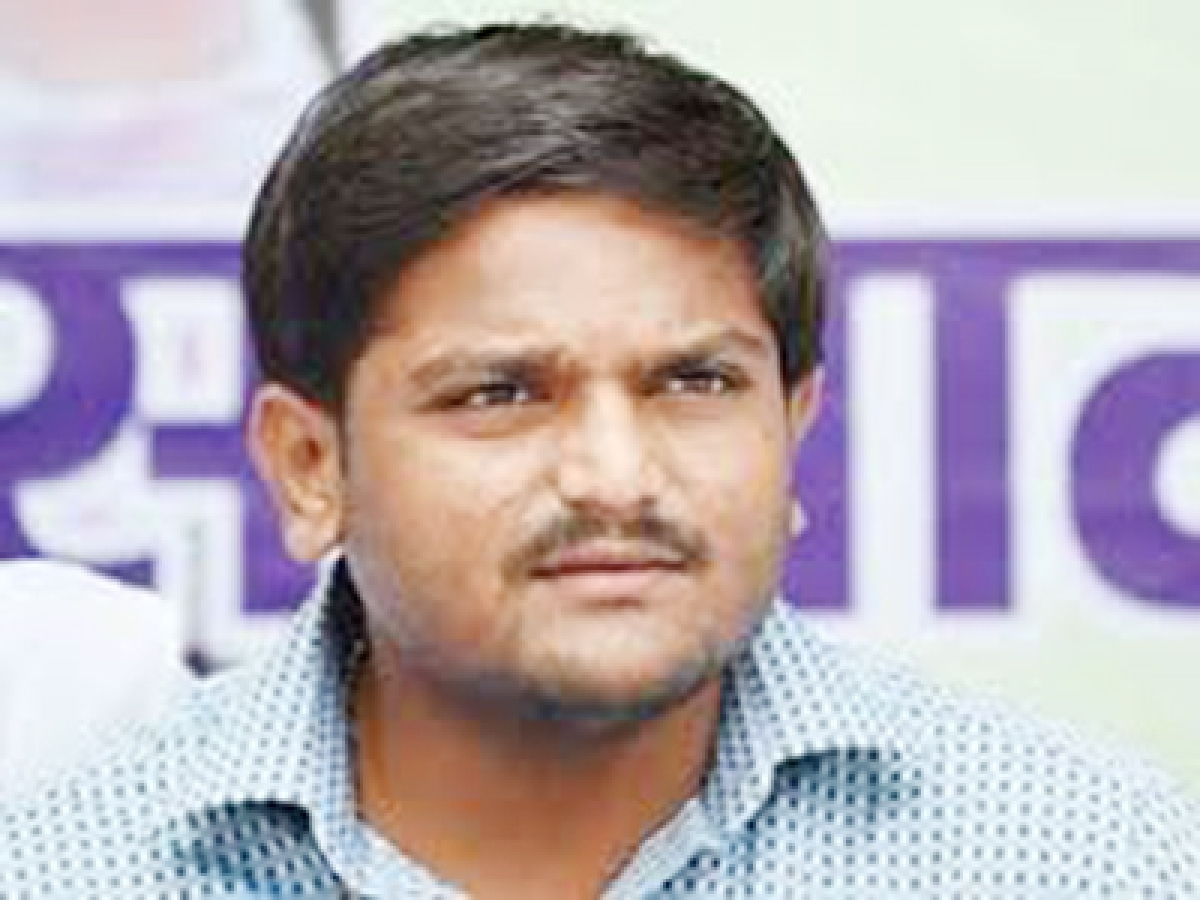 Will continue quota  stir after bail: Hardik