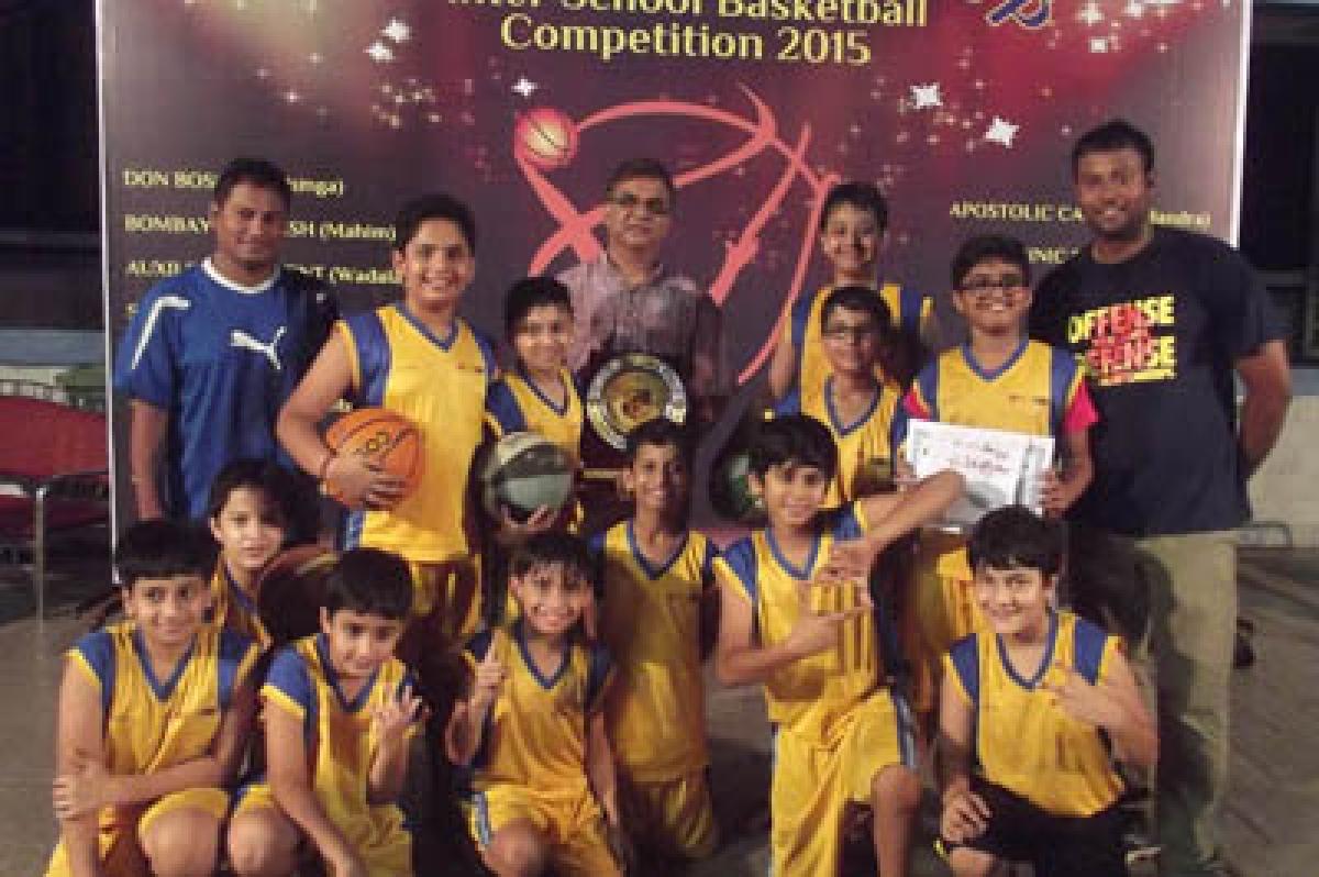 Basketball: Double delight for Vibgyor