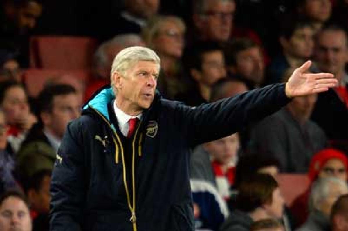 Wenger under fire over European calamity