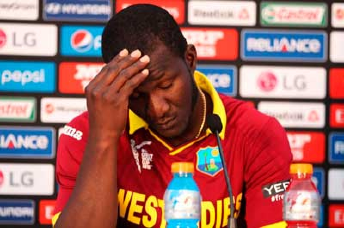 West Indies fail to qualify for the Champions Trophy