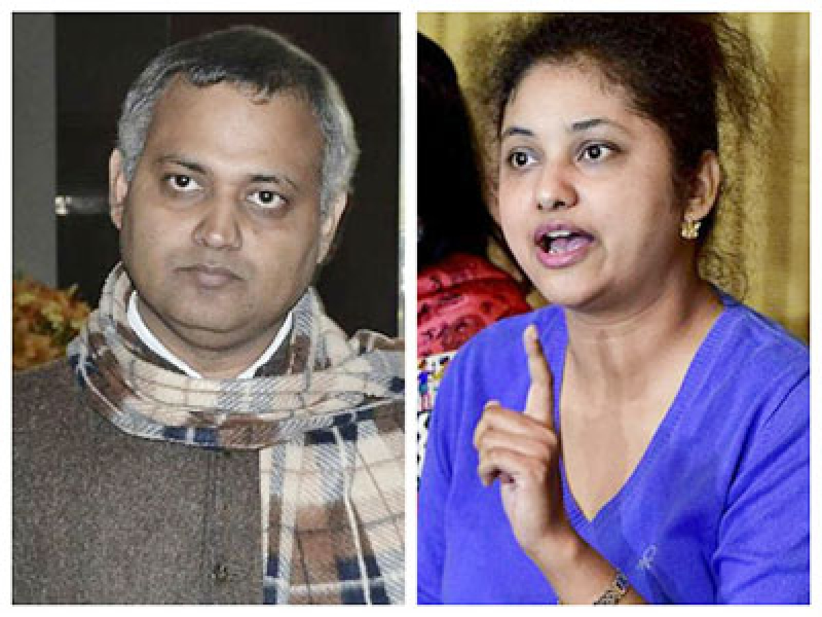Somnath Bharti's wife says no to mediation
