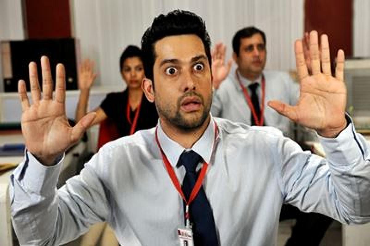 Discussed 'Kyaa Kool Hai Hum 3' script with my wife: Aftab