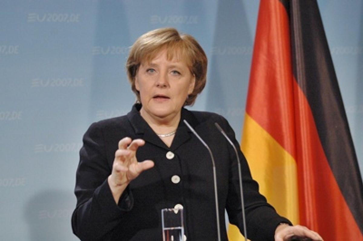 Angela Merkel hails refugee progress with Turkey, vows to push EU bid