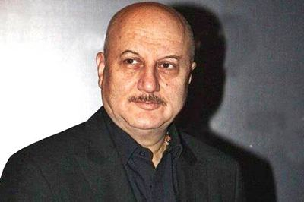 Anupam Kher at his fiery best