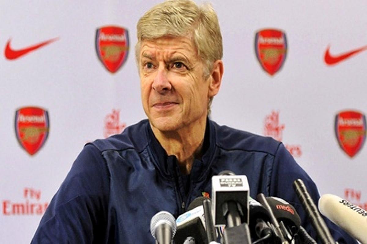 Wenger praises Arsenal's mental desire against Leicester