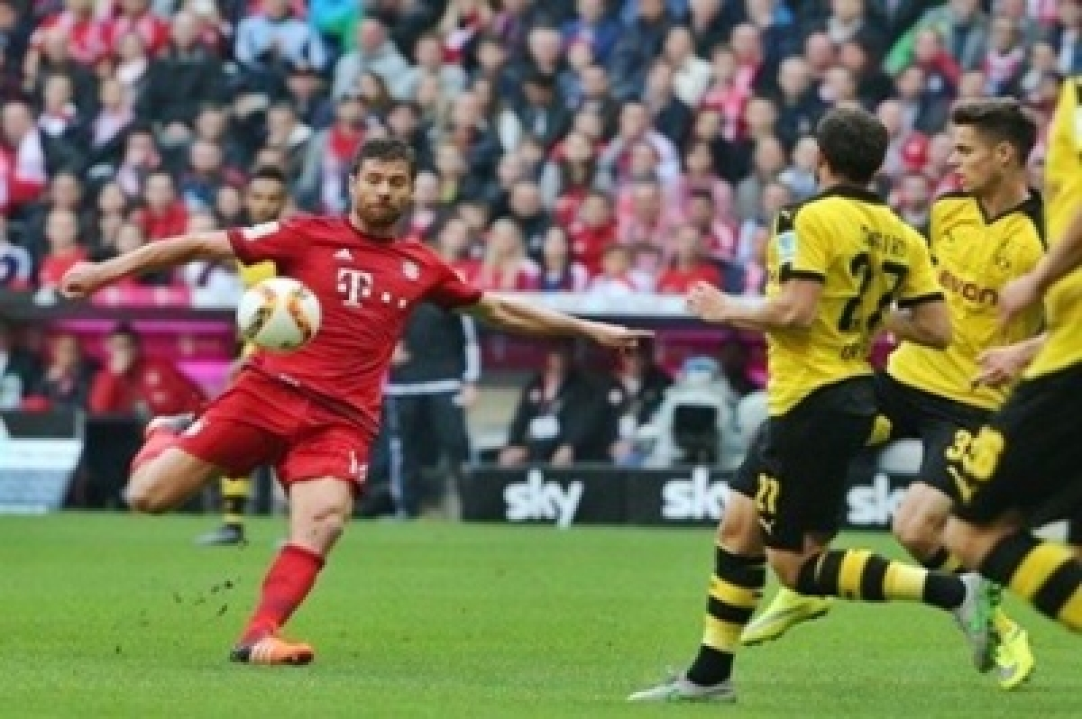 Salt and pepper: Bayern flavours Bundesliga top game with five goals