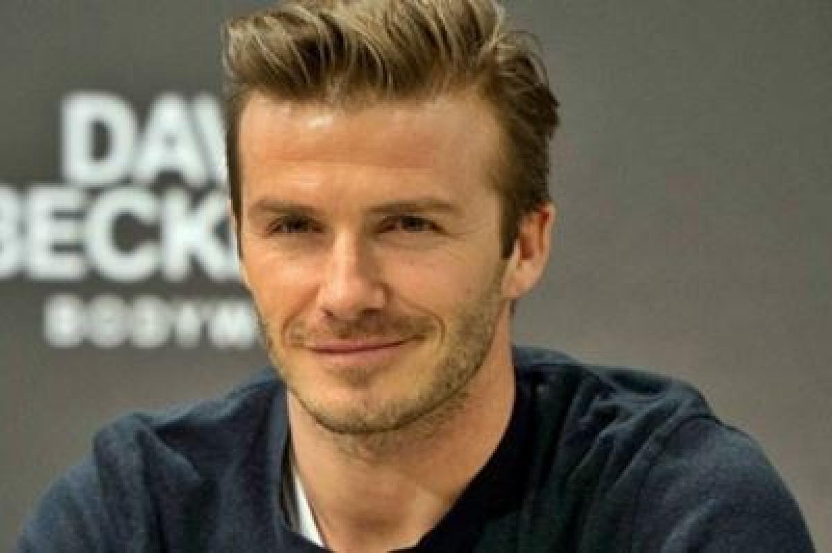 Beckham backs Giggs as Van Gaal's successor at Man U