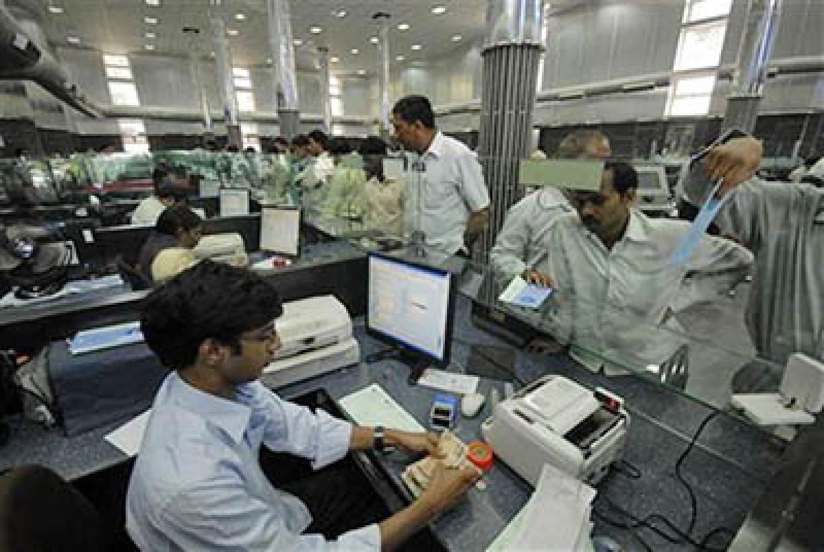 Turning focus on plight of depositors