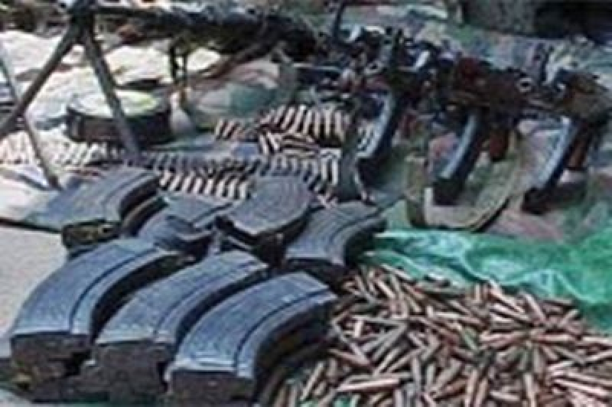 Cache of explosives recovered after policemen-naxal face-off