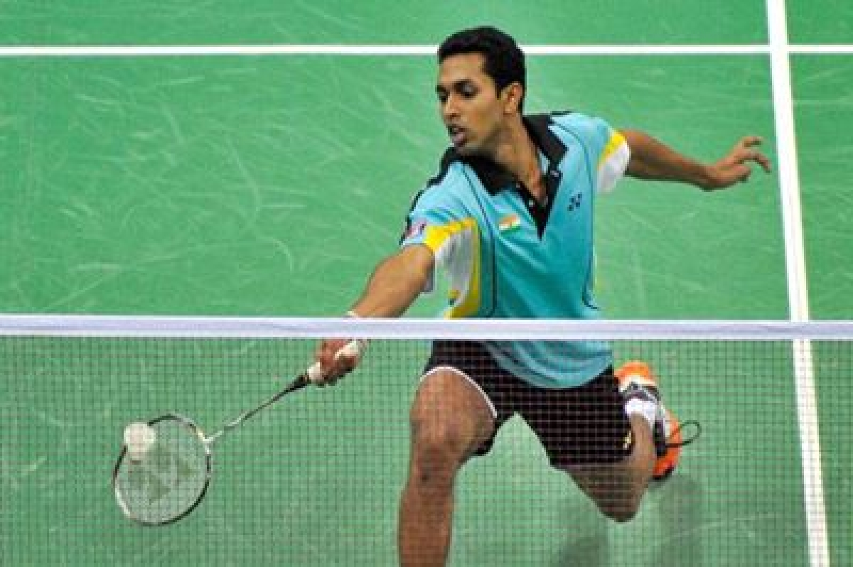 H S Prannoy loses to Hao in first round of Denmark Open