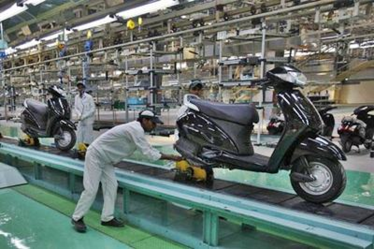 Honda top selling two-wheeler brand in 8 states: SIAM