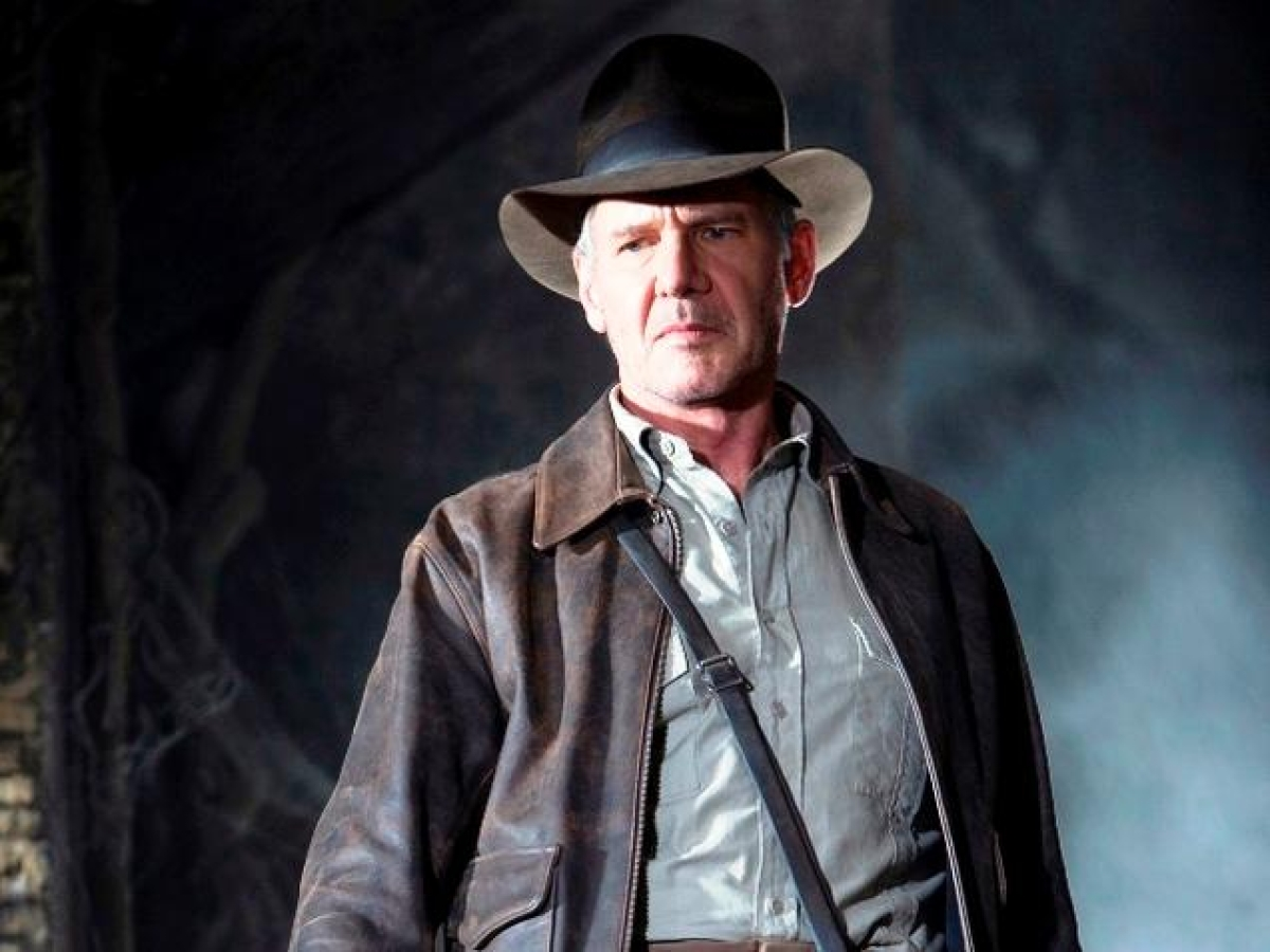 Spielberg, Harrison Ford to reunite for 'Indiana Jones 5'?