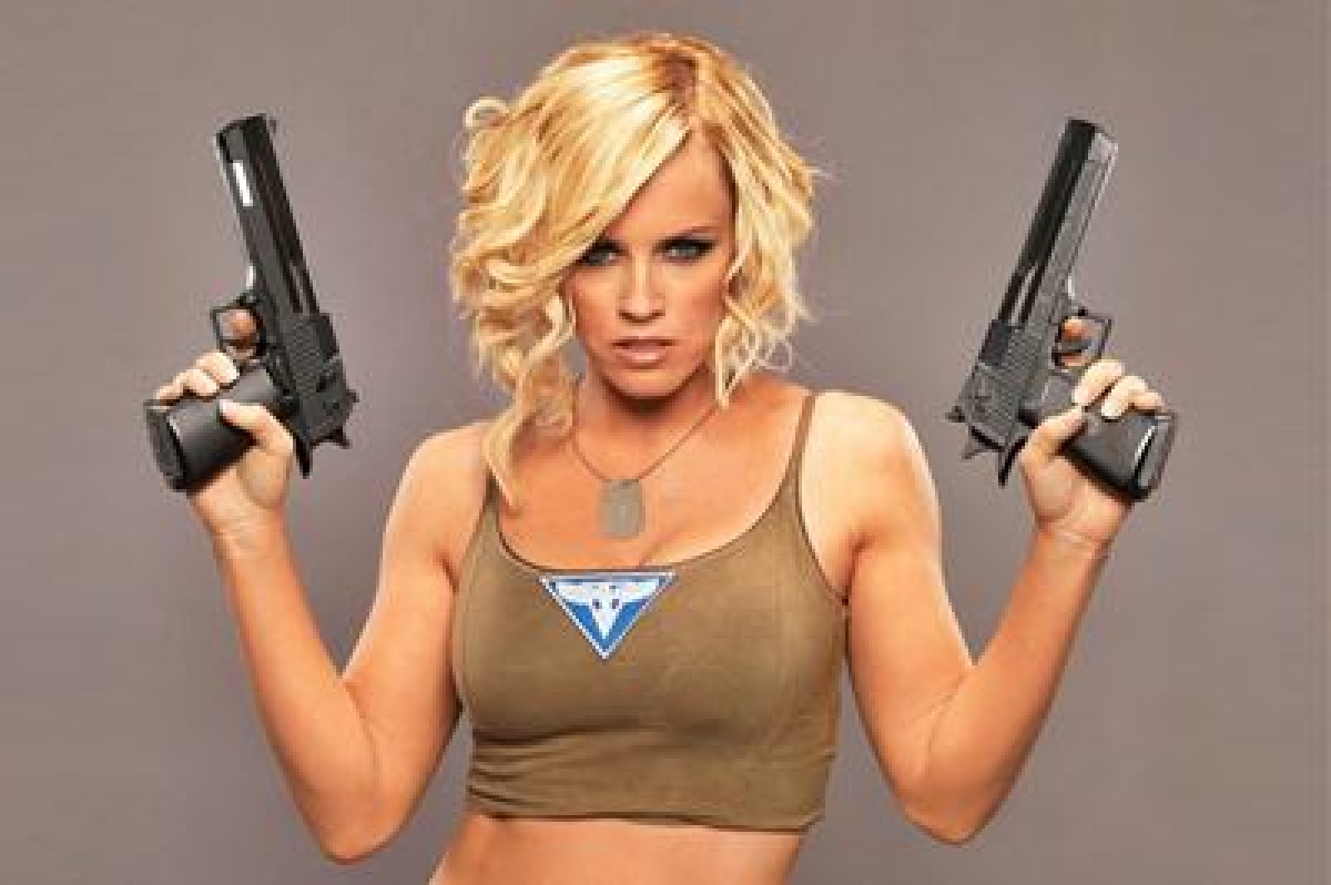 Jenny McCarthy Campaigns to Pose in Last Nude Playboy