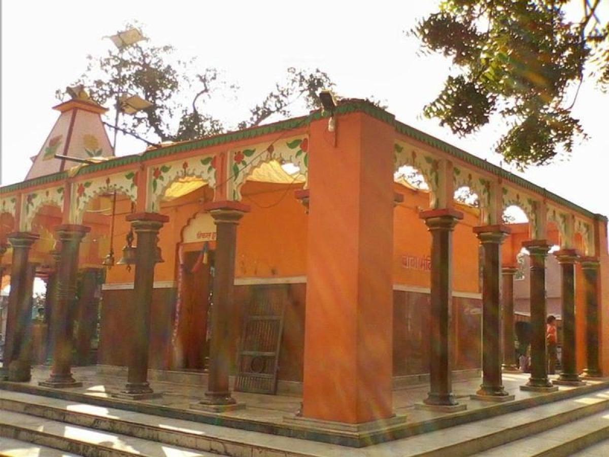 Jharkhand Dham<br />Picture credits: Mbspanda / Wikipedia