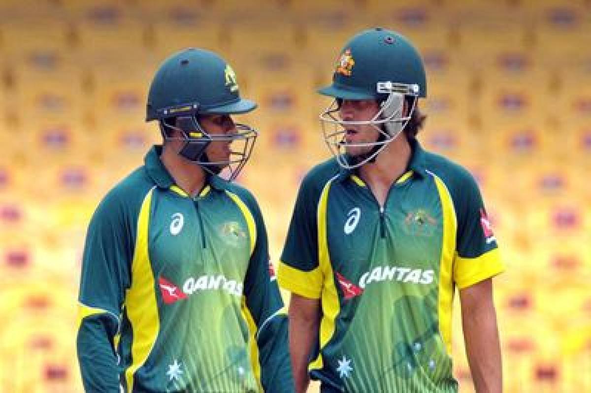Australia recall Burns, Khawaja against New Zealand