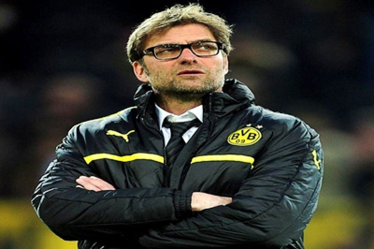 Klopp hails Guardiola as `one of the best managers`