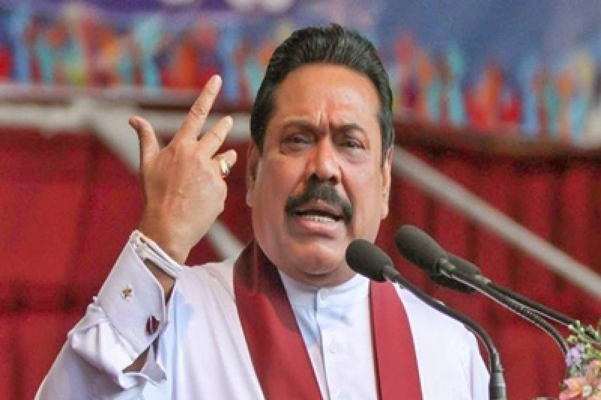 TNA will gain political mileage out of its support to shaky government: Mahinda Rajapaksa