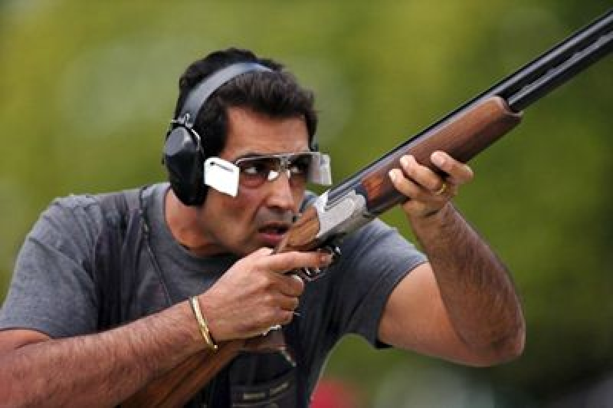 Shooter Manavjit Sandhu says he's under pressure ahead of World Cup Final